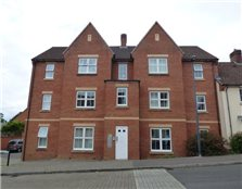 2 bed flat to rent Woodhouse Down