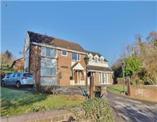6 bed detached house for sale