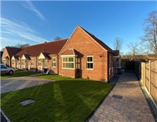 2 bed bungalow for sale Heckington