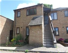 2 bed maisonette to rent Biggleswade
