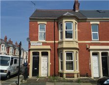 3 bed flat to rent West Jesmond