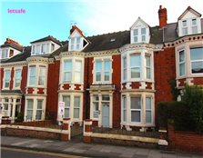 3 bed flat to rent Whitley Bay