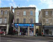 1 bed flat to rent Melksham
