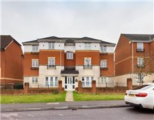 2 bed flat to rent Shortwood