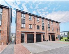 3 bed town house for sale Renfrew