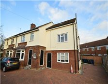 1 bed flat to rent Romsey Town