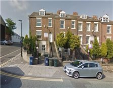4 bed flat to rent Arthur's Hill