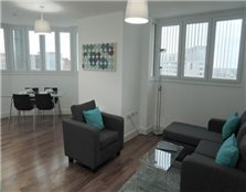 2 bed property to rent Ladywood