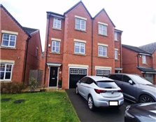 4 bed town house for sale Audenshaw