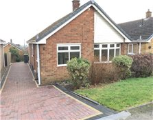 3 bed bungalow to rent Hill Top
