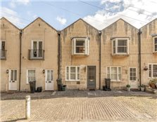 2 bed mews house to rent Bathwick