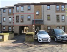 1 bed flat to rent West Craigs