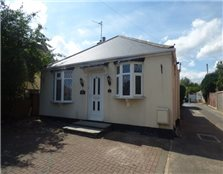 2 bed bungalow to rent Wilford