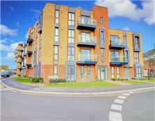2 bed flat for sale New Town