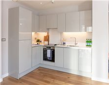 3 bed flat for sale Canon's Marsh