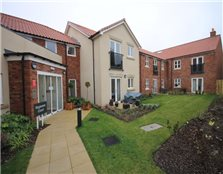 2 bed flat for sale Pocklington