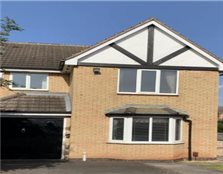 4 bedroom house to rent Nuthall