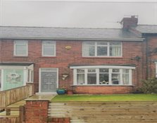 2 bed terraced house for sale Ferryhill
