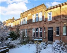 4 bed terraced house for sale Strathbungo