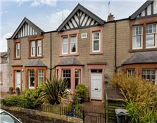 4 bed terraced house for sale Corstorphine