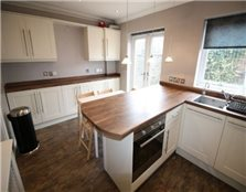 2 bed terraced house to rent Lace Market